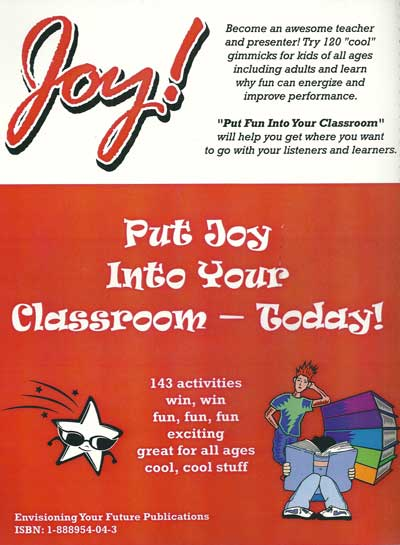 Fun In Your Classroom Back Cover