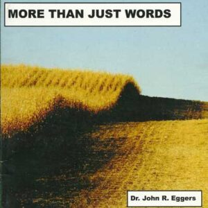 More Than Just Words Front Cover