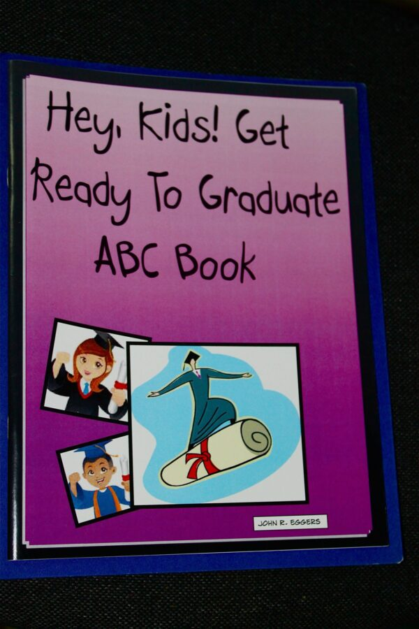 Let's Get Ready To Graduate Book Cover