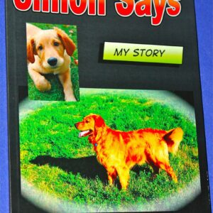 Simon Says Front Cover